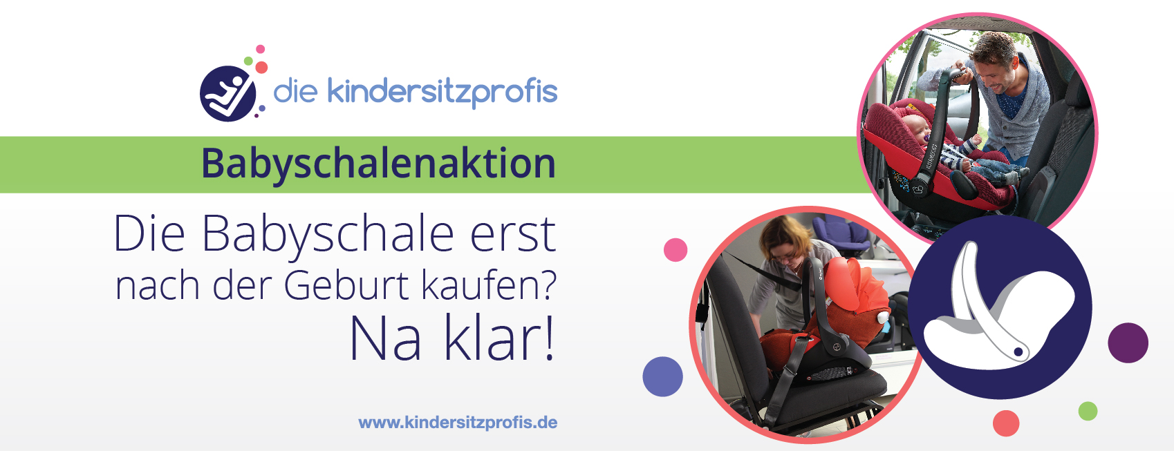 Facebook Cover Babyschalenaktion 2